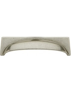 The George Handmade Cast Iron Modern Cup Handle 96mm