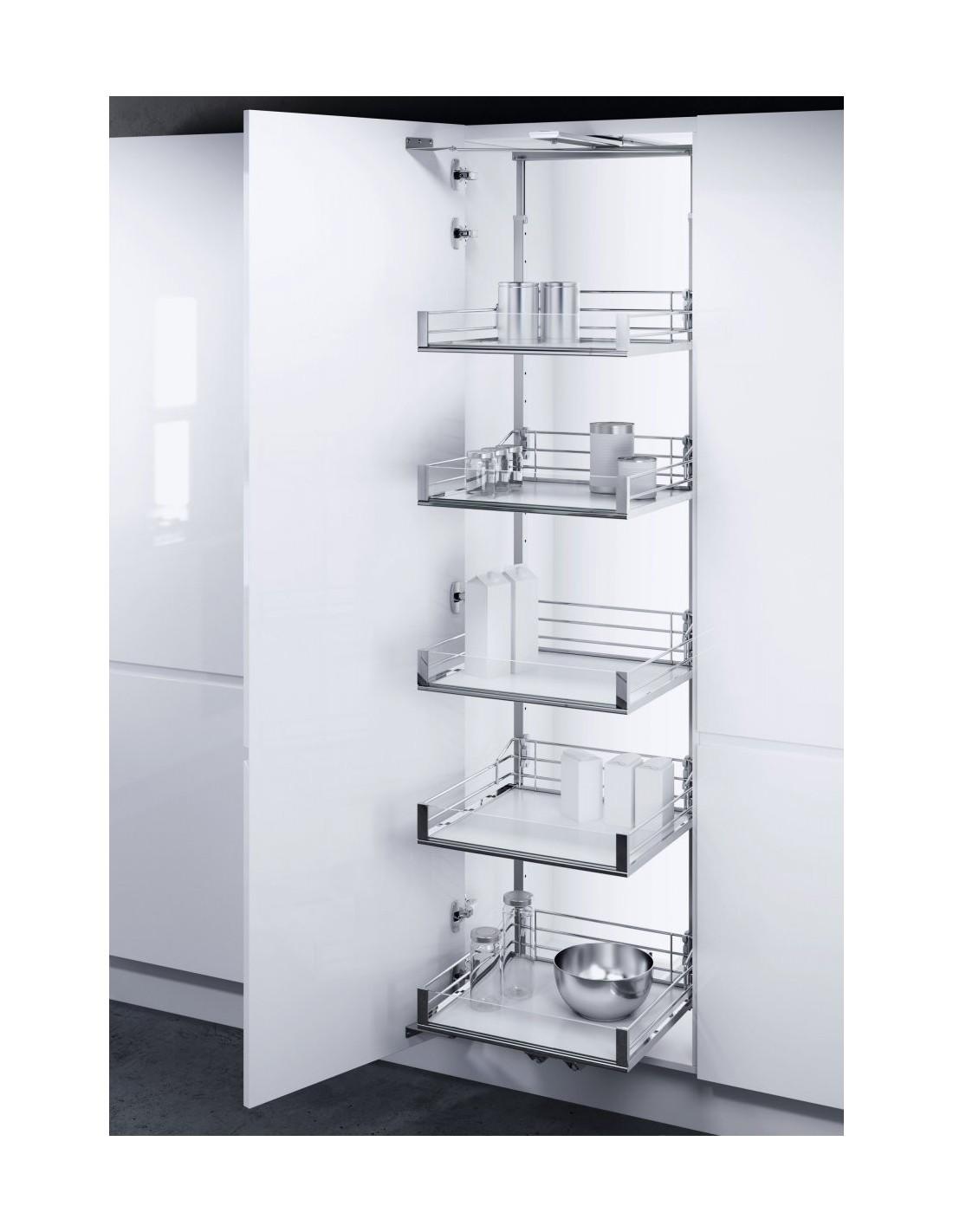 600mm vauth sagel larder unit complete set quality for 600mm tall kitchen unit