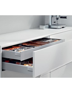 "Blum Antaro Internal Secret Drawer Set ""M"" Height 450mm Depth"