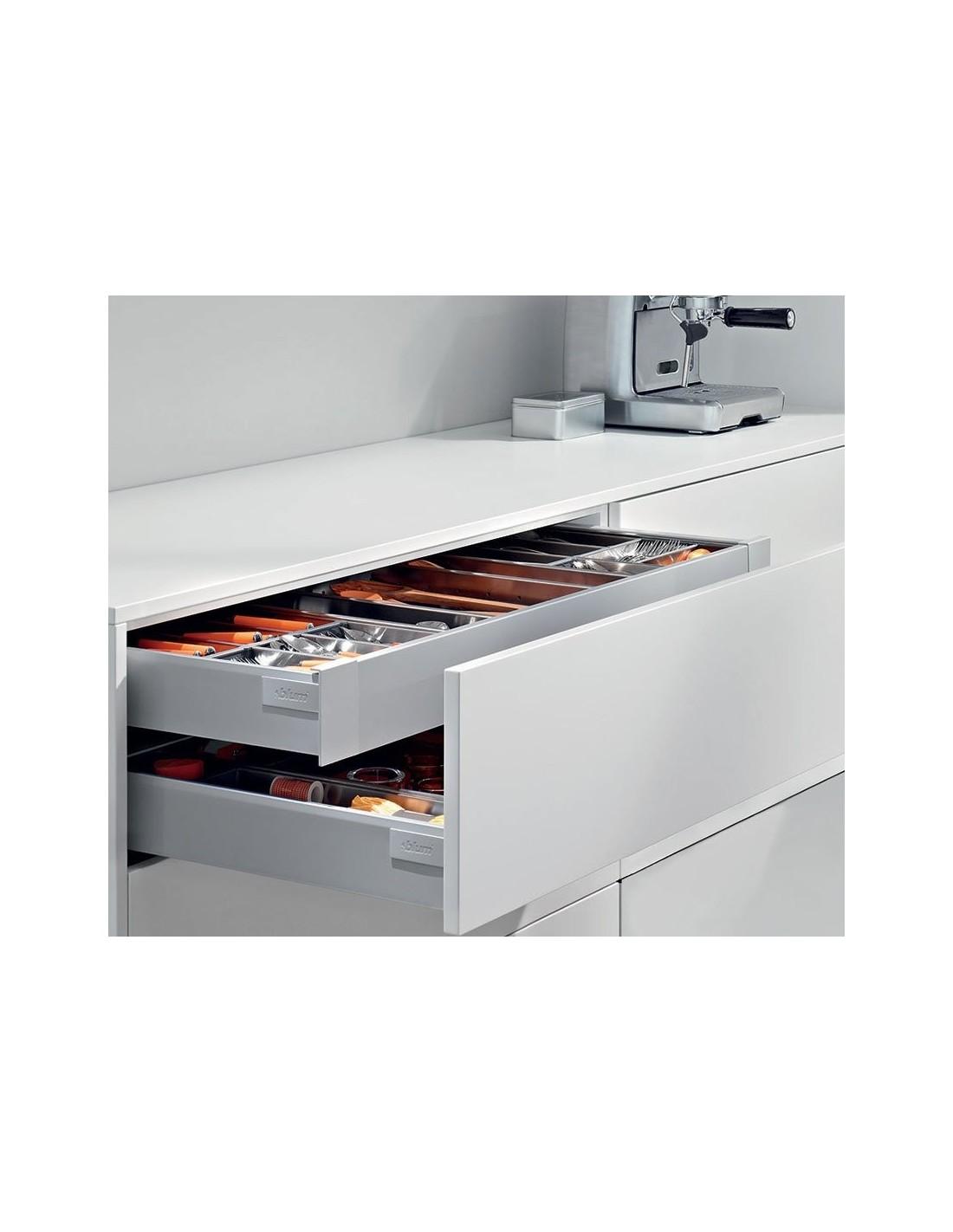 Internal secret kitchen drawer suits cutlery trays for Secret drawer kitchens