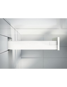 "Blum Antaro ""M"" Height Complete Drawer Sets 450mm Depth Silk White Easy To Order"
