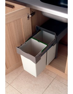 Romagna Pull Out Waste Bin 227GY