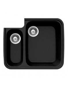 Schock Solido N150 Cristalite+ Undermount Sink 1.5 Bowl 4 Colours