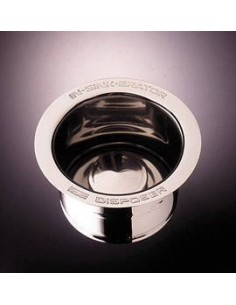 In Sink Erator Extended Flange 10082 Stainless Steel