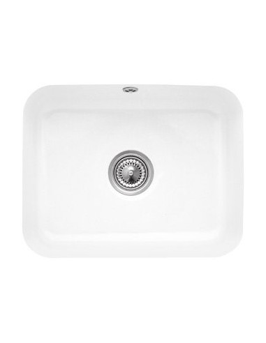 Villeroy & Boch Cisterna Ceramic Kitchen Sinks, Stylish Gloss White ...