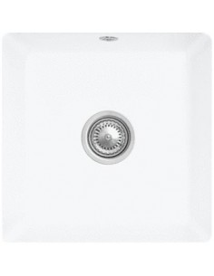 Villeroy & Boch Subway 50SU Single Bowl Undermount Sink, Ceramic