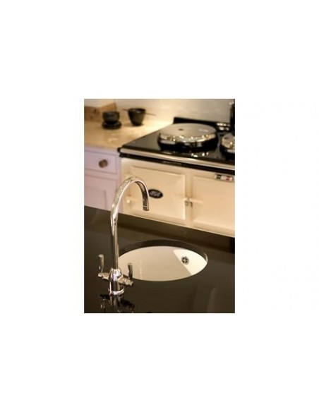 Shaws Of Darwen Classic Round Bowl Kitchen Sink SCR0460