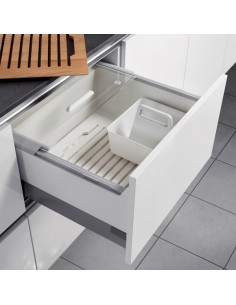 Hailo Pantry Box For 600mm Kitchen Drawers Storage/Vegetables Etc
