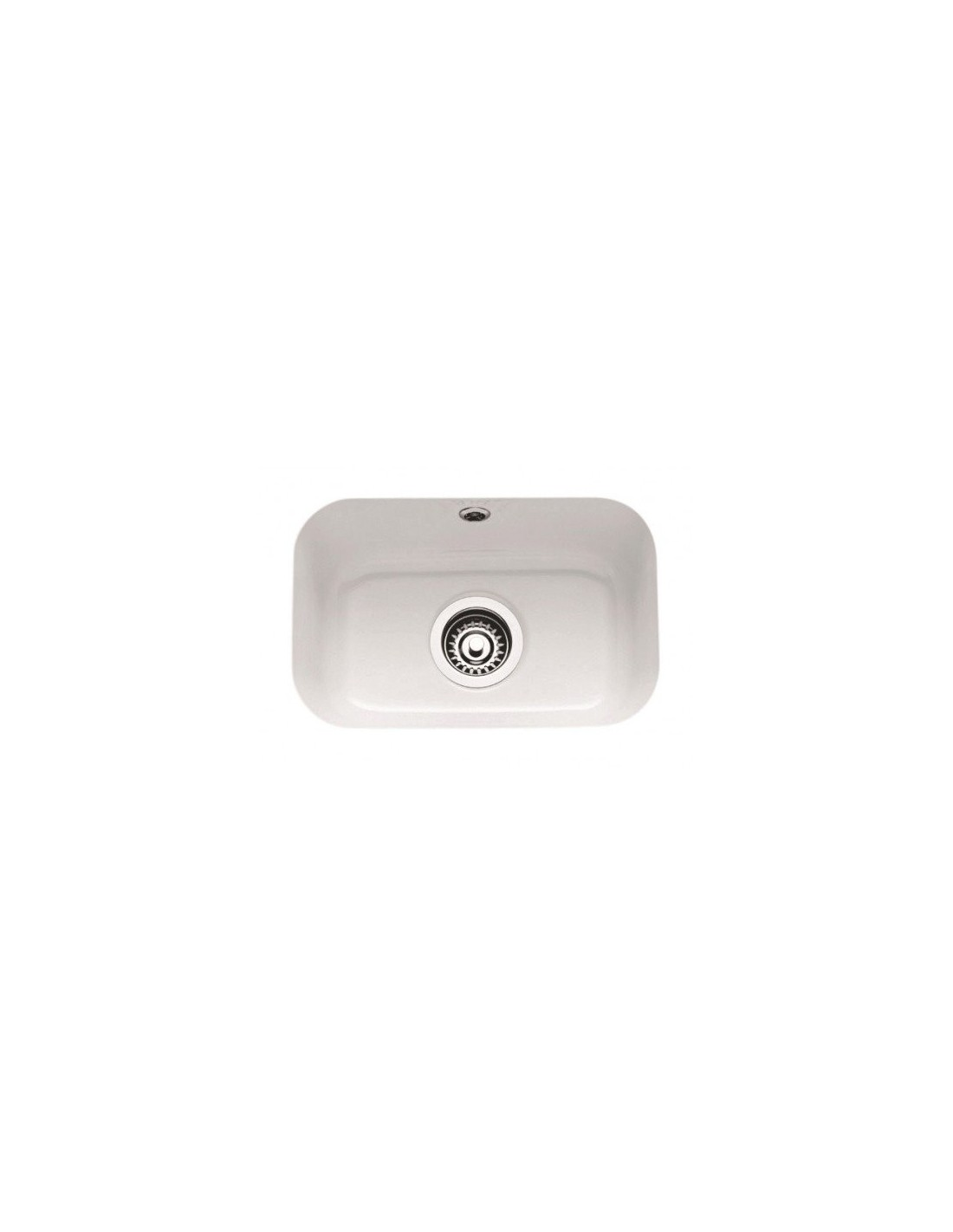 Kohler single bowl kitchen sink undermount 19940w 300 x - Undermount ceramic kitchen sink ...