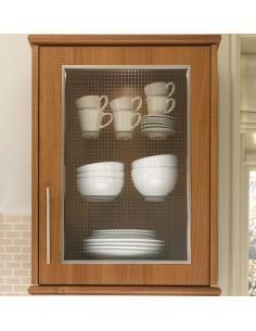 Kitchen Unit Glass Shelves 500,600,800,1000mm Cabinet Widths