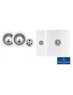 Villeroy & Boch 822300 1.5/Double Waste & Plumbing Kit