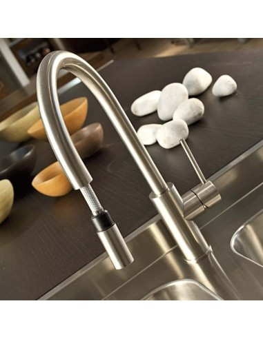 Gessi Oxygen 20573 Single Lever Kitchen Tap