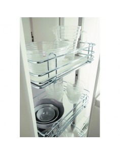 Sestino 500mm Tall Pull Out Larder
