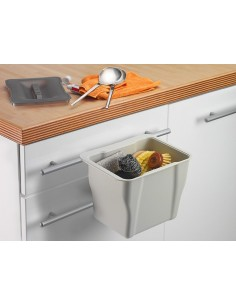 Wesco Kitchen Box 5 Litres Waste Tub Fit Anywhere! 782557