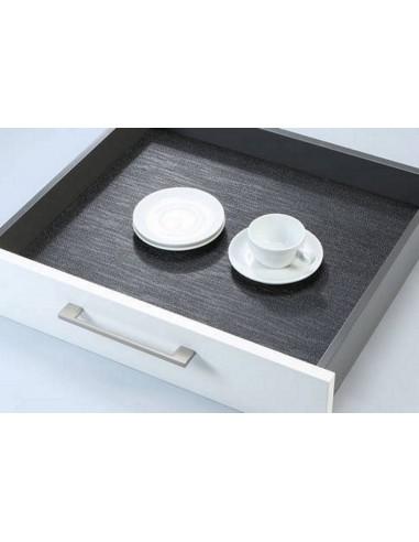 Umbra Grey 3-1200mm Kitchen Drawer Matting 500mm Depth