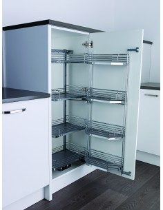 500mm Arena Tandem Larder 1100mm High Kessebohmer Studio