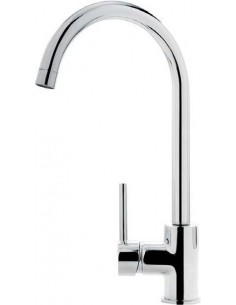 Clearwater Siren SI195 Kitchen Tap Chrome
