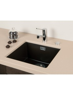 Schock Soho Cristadur Granite Undermount Sink Small 1.0 Bowl
