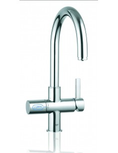Grohe Blue Mixer & Cold Filter Tap U Spout 31087