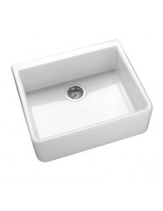 Villeroy & Boch Farmhouse 60 Butler Belfast Sink Ceramic White