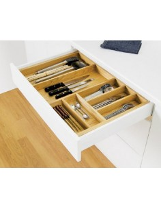 Oak Cutlery Trays 1000mm Width x 450mm depth