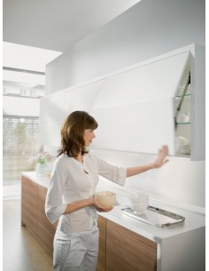 Blum Aventos HF Mechanism Kitchen Bi-fold Lift Up Doors