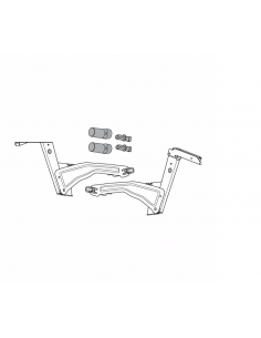 Blum Aventos HS Lift Arm Set, 21S3500