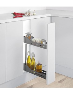 Peka Libell Snello 150mm Base Pull Out Shelves