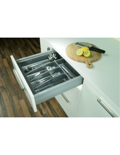 Cutlery Tray For Tandembox 450mm Deep Anthracite