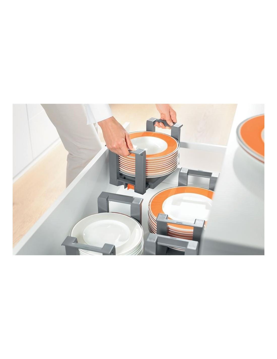 ... Blum Plate Holder Ambia-Orga-Line 12 Plates 186-322mm Dia  sc 1 st  East Coast Kitchens & Blum Ambia \u0026 Orga-line Plate Rack Holder ZC7T0350 £59.99