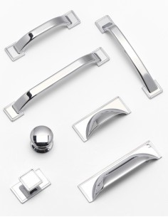 Expressions Windsor Handles, Knob 30 x 30mm