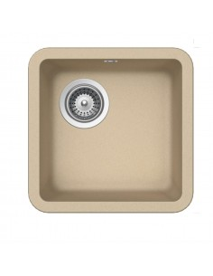 Schock Solido N75 Cristalite+ Undermount Sink 0.75 Bowl 4 Colours