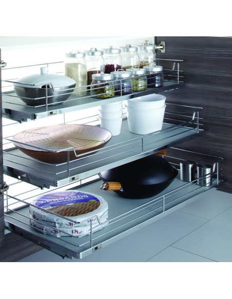 Luxury Individual Pull out Drawer Kit