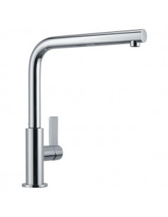 Clearwater Auriga Side Lever, Kitchen Tap Chrome/Brushed