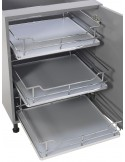 Luxury Individual Pull out Drawer 300 To 1000mm Softclose