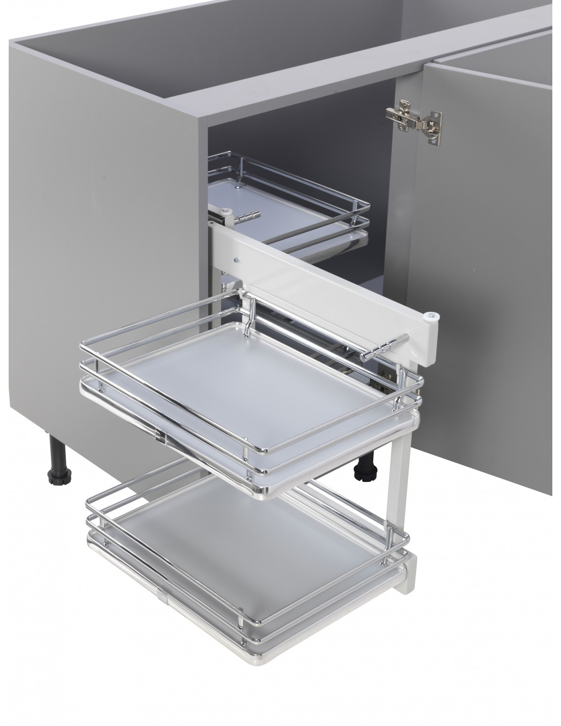 New Innostor Pull Out Corner Shelving Suits 800mm Corner
