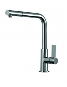 Clearwater Auriga Side Lever, Pull Out Aerator Kitchen Tap