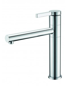 Clearwater Galatea GA2 Top Lever Monobloc Swivel Spout Chrome/Brushed