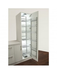 Pantry Larder 500mm Height 1200-1500