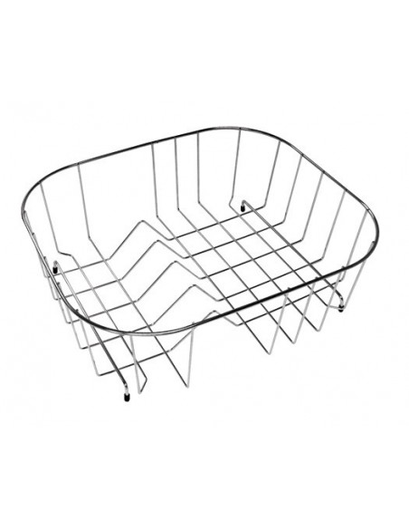 KA12 Rangemaster Stainless Steel Basket For Kitchen Sinks