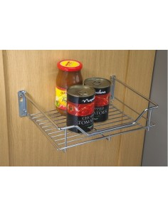 Shelf Basket For Kitchen Doors 400mm Widths Add Space