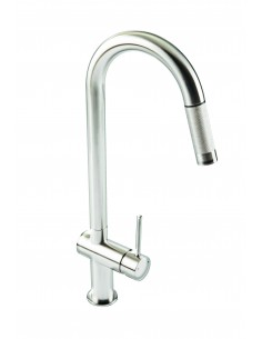 18/10 Grande Pull Out Spray Kitchen Tap