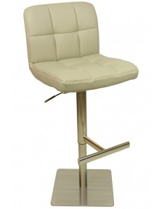 Bar Stool Deluxe CREAM