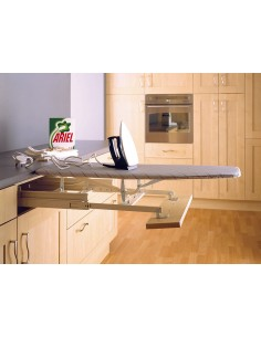 Drawer Ironing Board Pelly Neat Foldaway Silver
