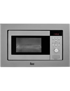Teka MWE207 Built In Microwave & Grill 20 Litres 5 Powers Stainless