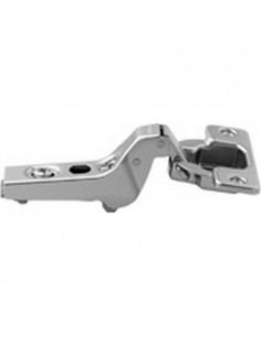 Blum 71M2650 Hinge Half Overlay/Twin Application 100 Degree Clip