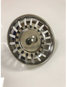 90mm Strainer Waste Plug Only