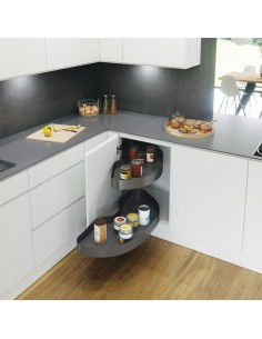 Cornerstone® Maxx 800mm Swing Out Kitchen Storage Lava