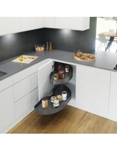 Cornerstone® Maxx 1000mm Swing Out Kitchen Storage Lava