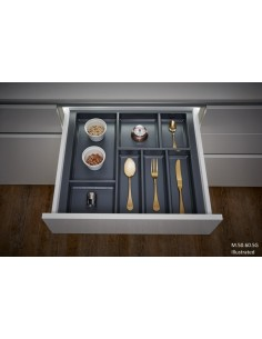 Tandembox Kitchen Cutlery Tray 1000mm